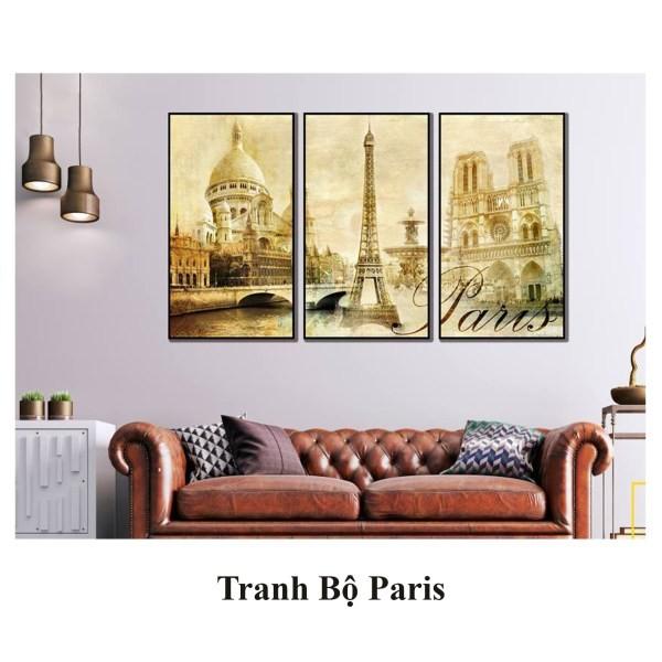 Tranh Bo Paris
