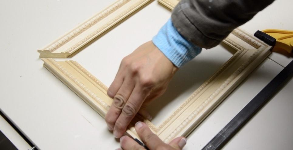 Hướng dẫn cách đóng khung ảnh gỗ