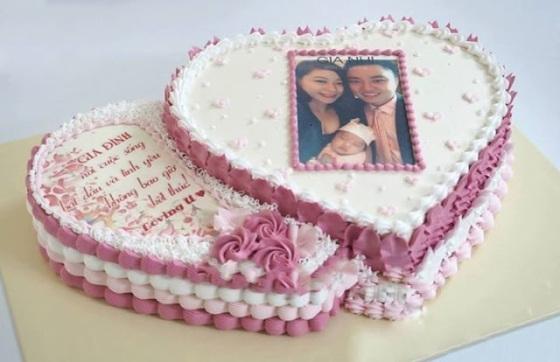 Công nghệ in ảnh lên bánh sinh nhật