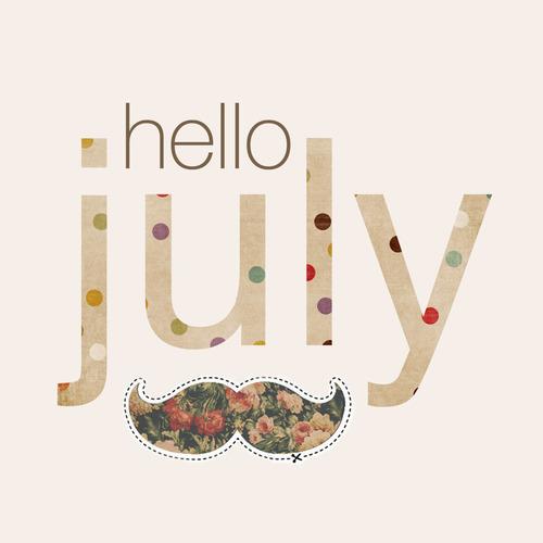 Những hình ảnh chào tháng 7 đáng để bạn thay avatar - Ảnh 3