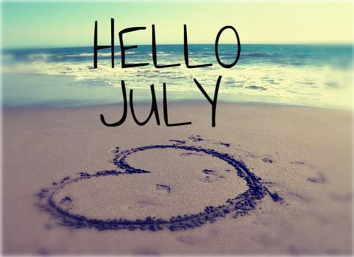 Những hình ảnh chào tháng 7 đáng để bạn thay avatar - Ảnh 4