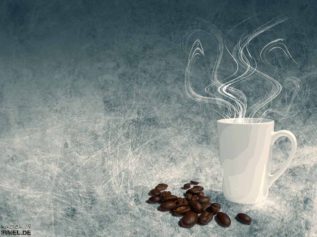 hình nền đẹp của tách cafe