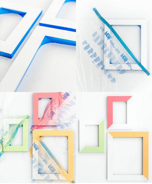 3 cách làm khung ảnh trang trí phòng xinh cực đơn giản cho mẹ vụng - Ảnh 4.