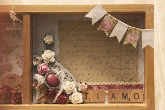 Hướng dẫn cách tạo khung hình hoa hồng