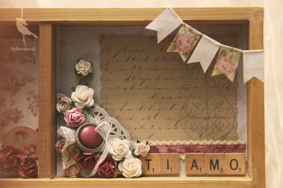 Hướng dẫn cách tạo khung hình hoa hồng siêu đẹp