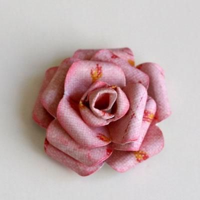 Cách làm khung ảnh hoa hồng xinh xắn