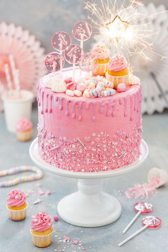 Tổng hợp 100+ hình ảnh bánh sinh nhật đẹp và ý nghĩa - VNTime