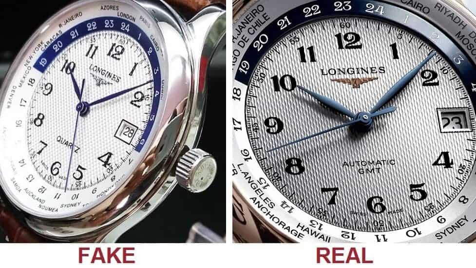 Cách check đồng hồ chính hãng chuẩn không cần chỉnh