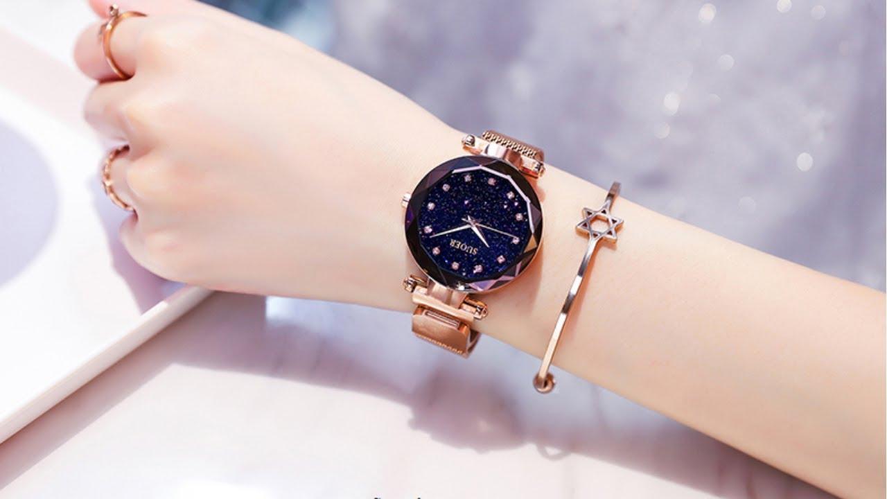 Kinh nghiệm mua đồng hồ nữ : Cách chọn đồng hồ phù hợp