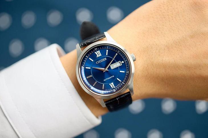 Các mẫu dây đồng hồ kim loại