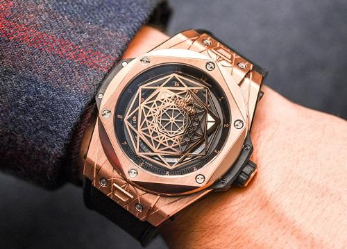 Đồng hồ Hublot của nước nào sản xuất mà giá đắt đỏ nhất nhì thế giới?