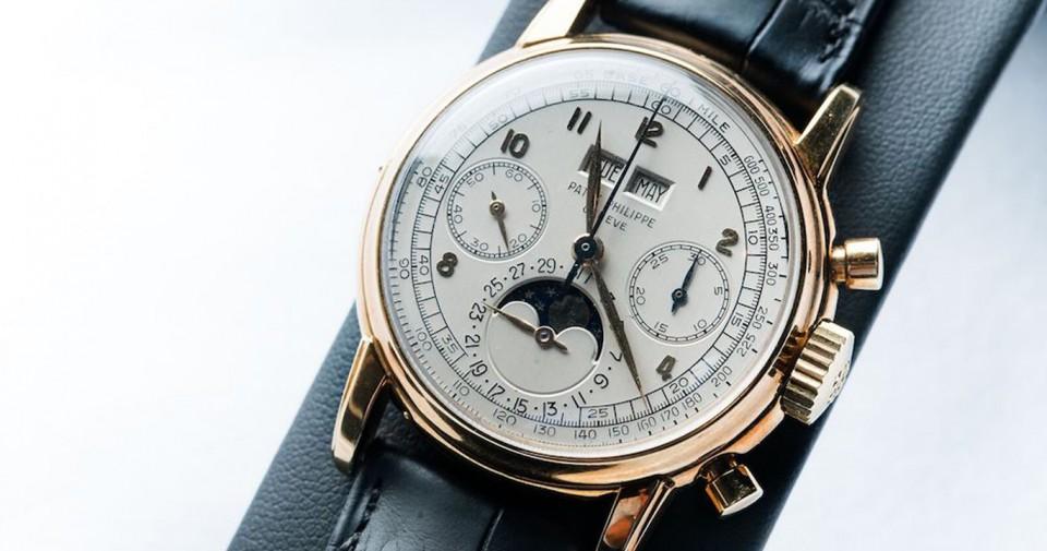 TOP 20 thương hiệu đồng hồ nổi tiếng thế giới chiếm lĩnh Việt Nam 2020