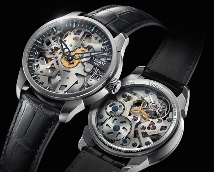 2 nhóm chính đồng hồ automatic