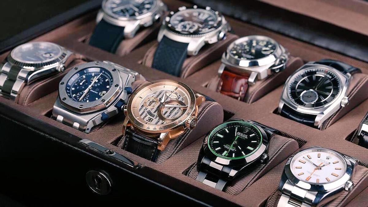 Phân loại đồng hồ : Kiến thức cơ bản về đồng hồ