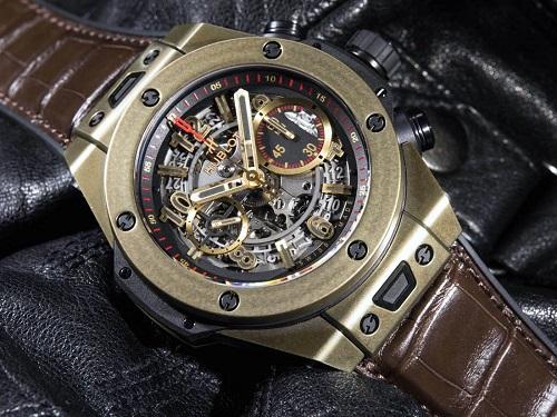 Đồng hồ Hublot Big Bang Unico Magic Gold - KỲ DIỆU ĐẾN MỨC NÀO