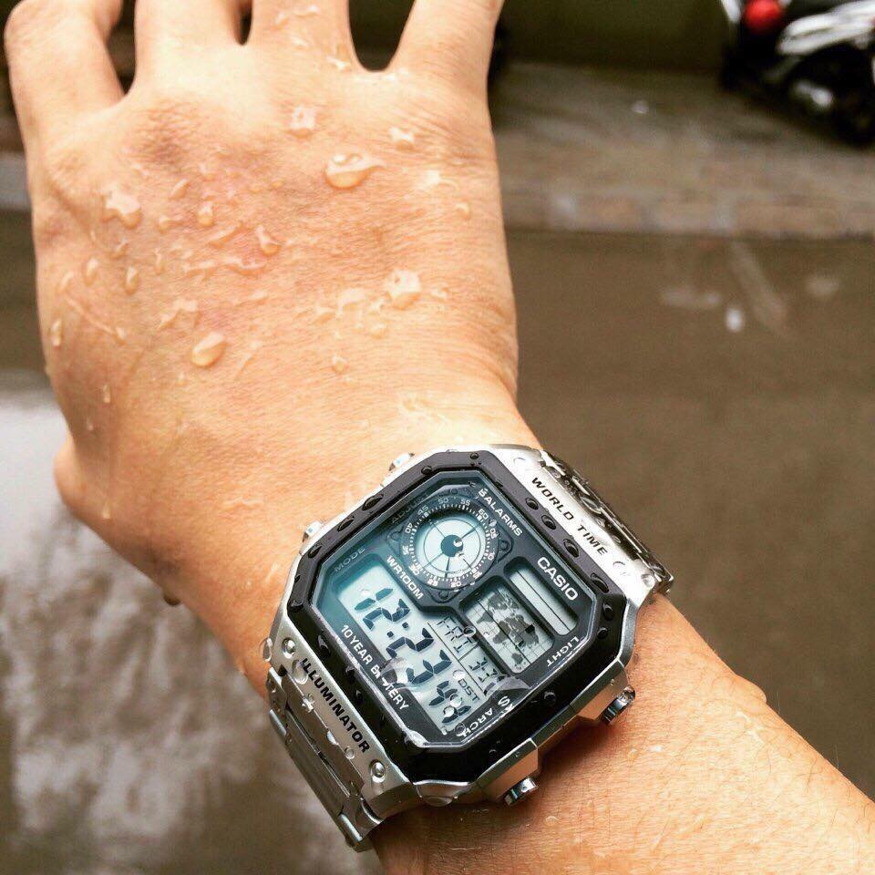 kinh nghiệm mua đồng hồ chính hãng giá rẻ