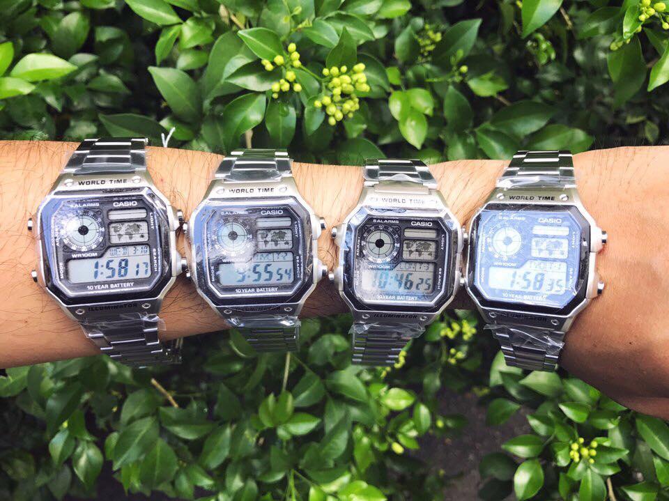 kinh nghiệm mua đồng hồ hiệu