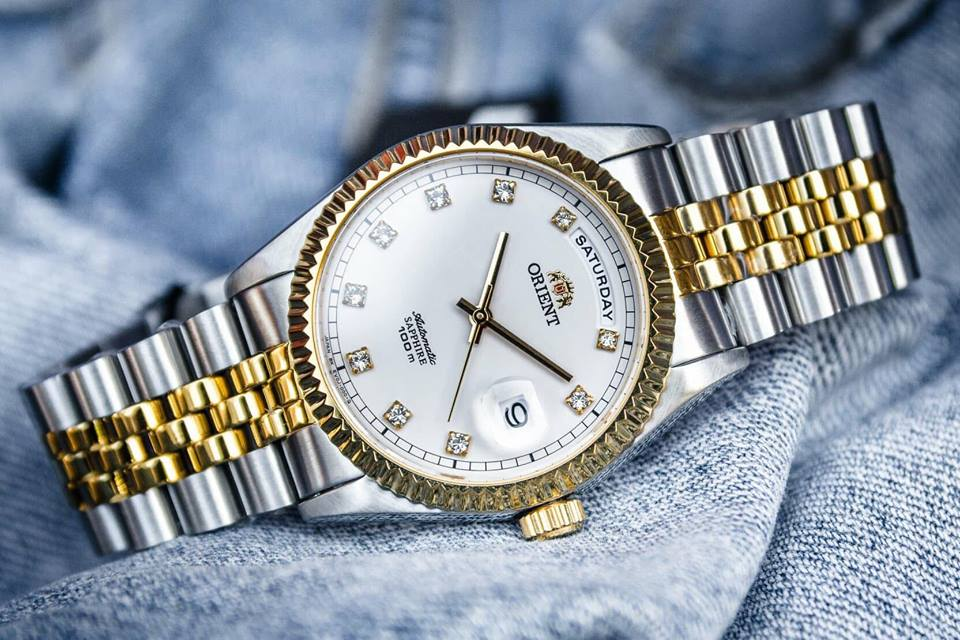 kinh nghiệm mua đồng hồ orient