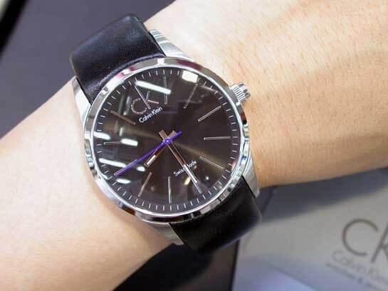 Lịch sử thương hiệu đồng hồ CK - Đơn giản mà tinh tế