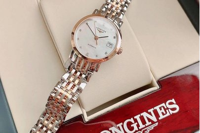 Lịch sử thương hiệu Longines - Thương hiệu đồng hồ doanh nhân hàng đầu