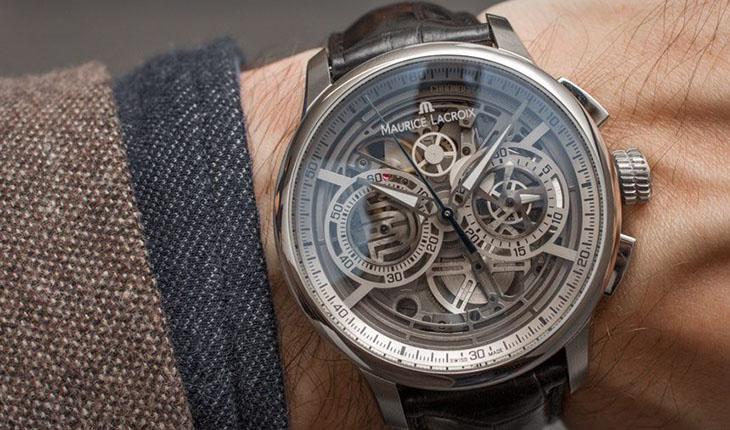 Nguyên lí hoạt động của đồng hồ automatic