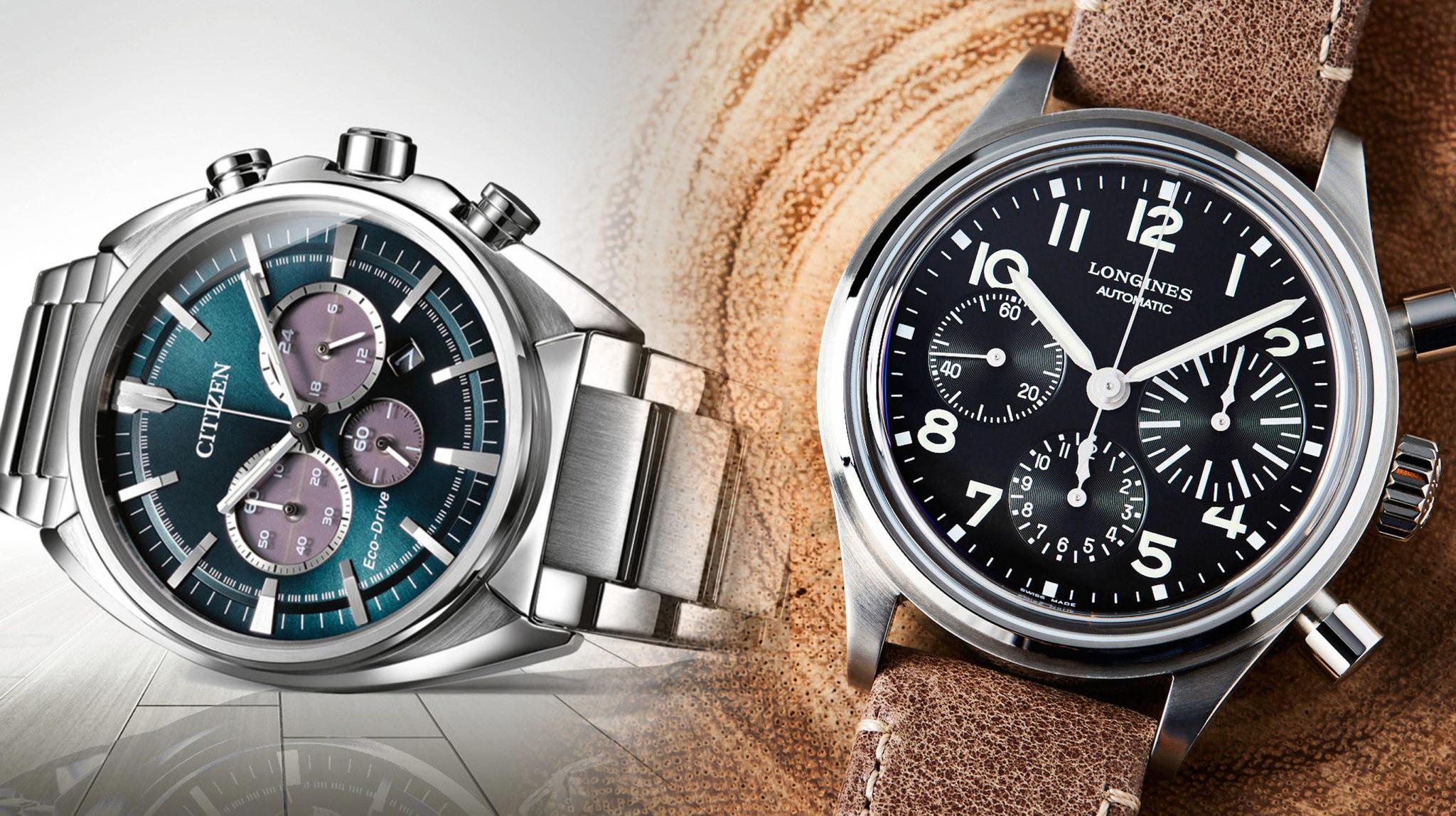 Kinh nghiệm mua đồng hồ nam : Cách chọn đồng hồ