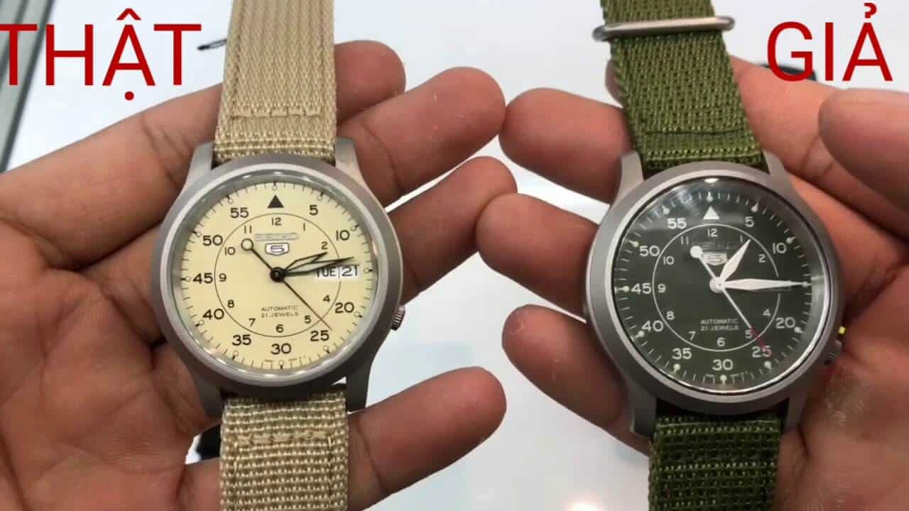 Cách phân biệt đồng hồ thật giả hiệu quả và đơn giản