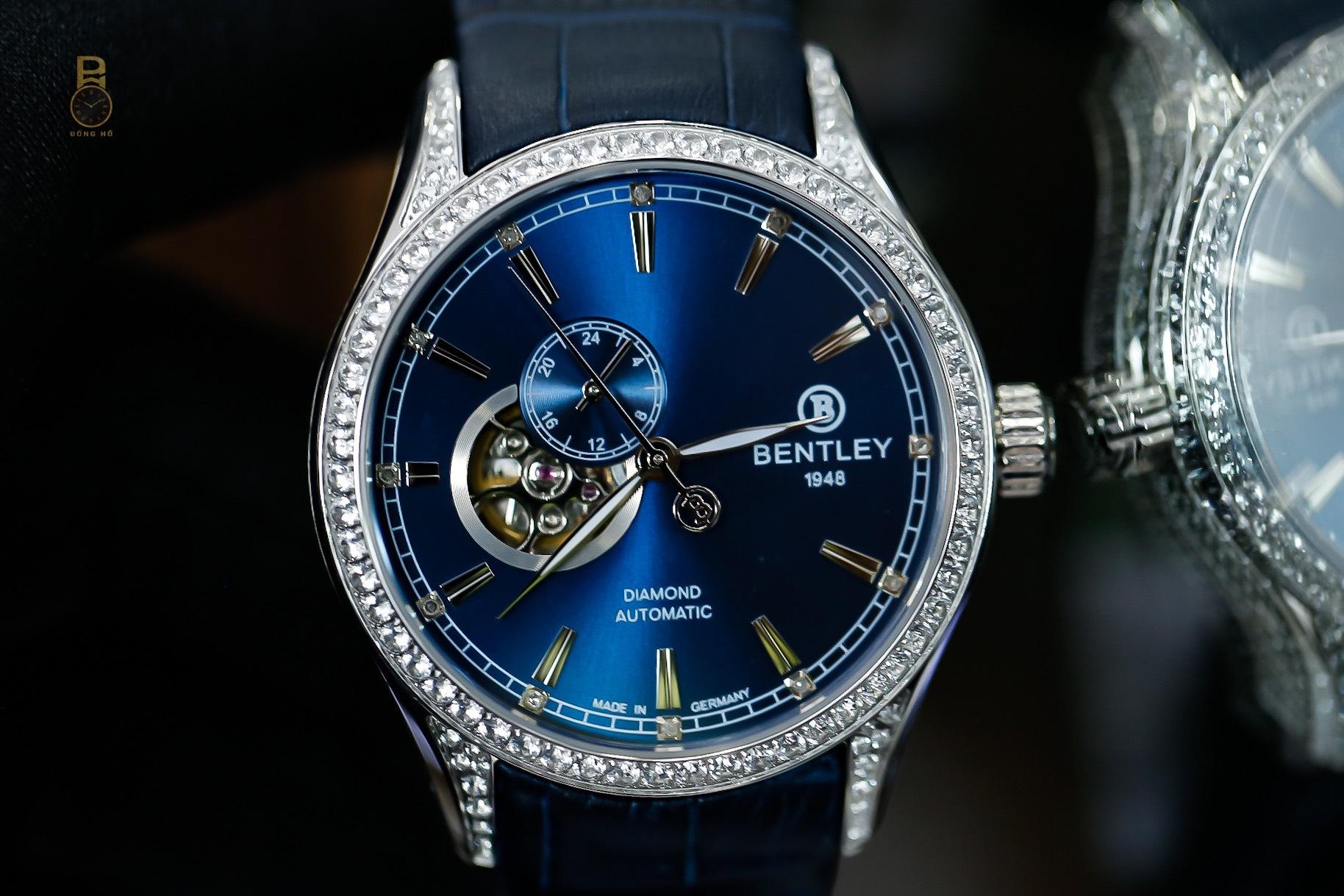 Tổng quan về thương hiệu đồng hồ Bentley