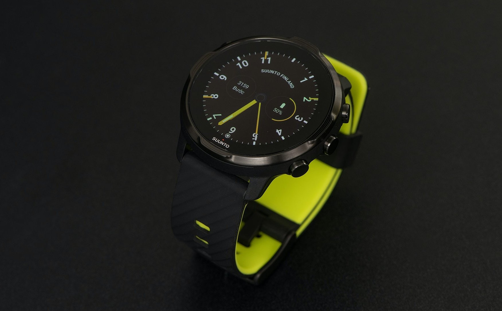 Đánh giá đồng hồ thông minh Suunto bạn cần biết