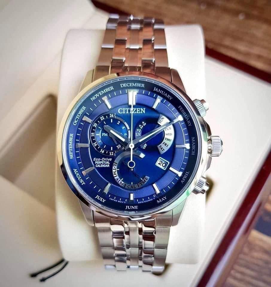 Top 10 mẫu đồng hồ Nam đáng mua nhất thị trường