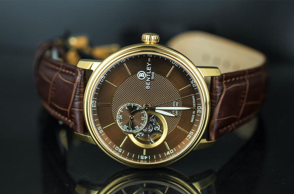 Thương hiệu đồng hồ made in germany nổi tiếng với người tiêu dùng nhất