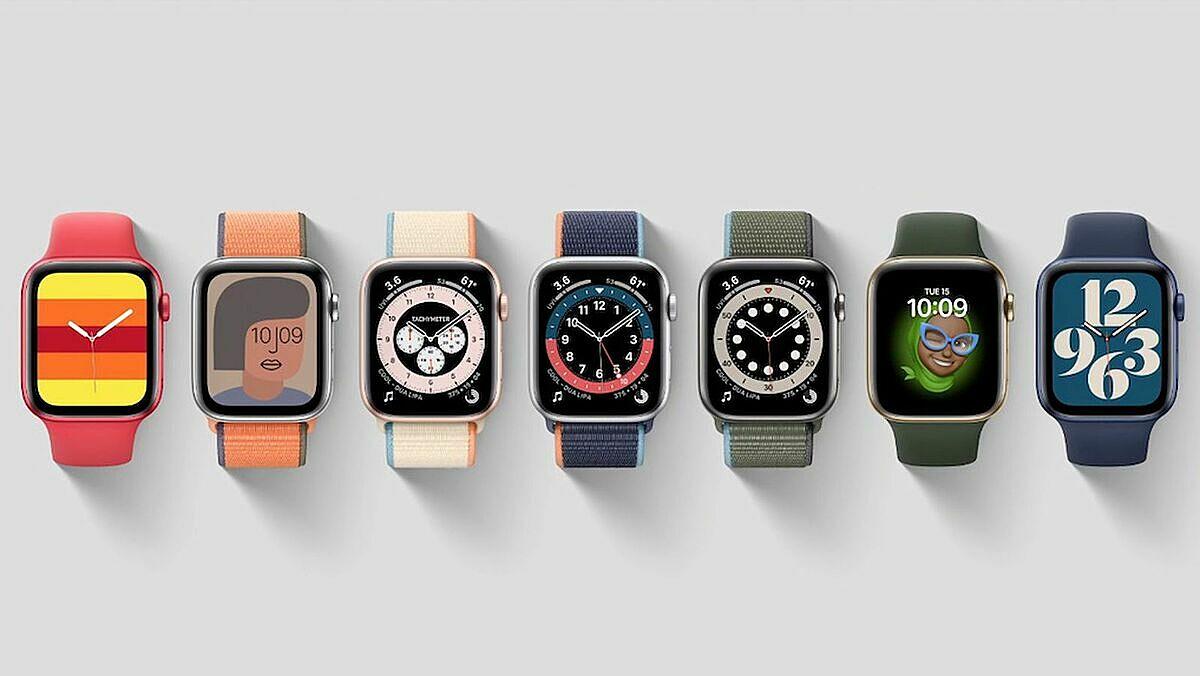 Apple Watch SE chính hãng giá từ 9 triệu đồng - VnExpress Số hóa