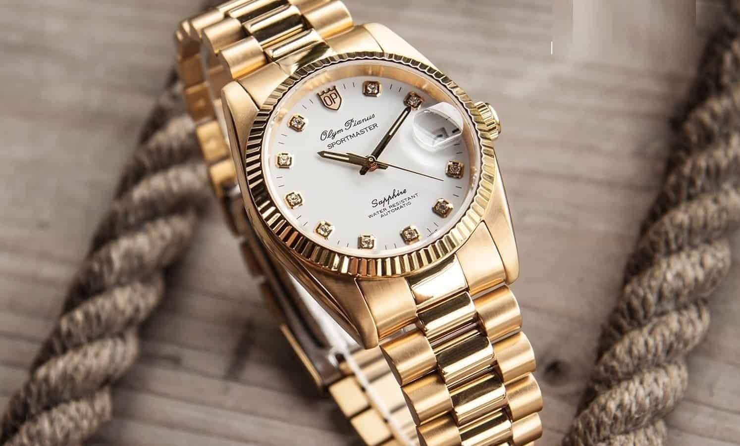 Đồng hồ OP giống Rolex - Top 3 sự lựa chọn thay thế hoàn hảo