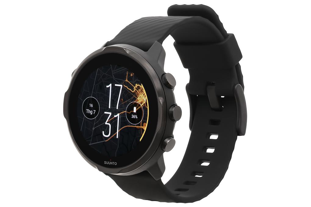 Đánh giá đồng hồ thông minh Suunto bạn cần nên biết