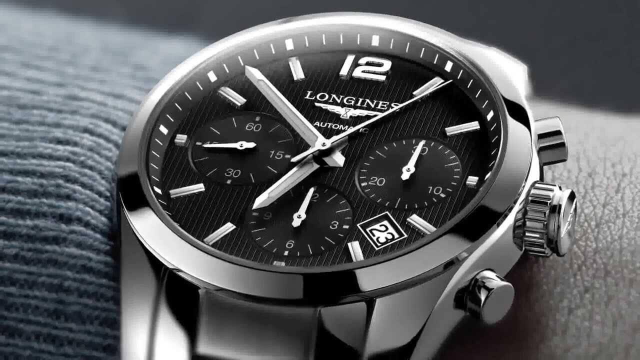 3 kinh nghiệm mua đồng hồ Thụy Sỹ cho người mới