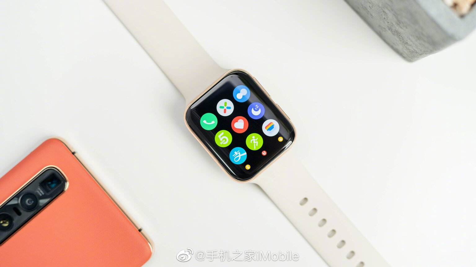 Oppo Watch ra mắt chính thức, màn hình trong veo giá từ 5 triệu