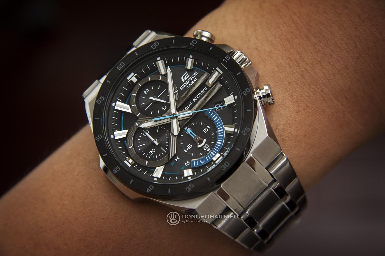 Đồng hồ Casio Edifice WR100m có gì đặc biệt? Giá ra sao?