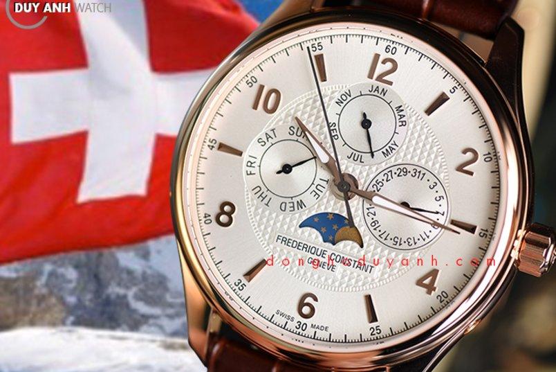 Các thương hiệu đồng hồ Thụy Sỹ chất lượng giá rẻ