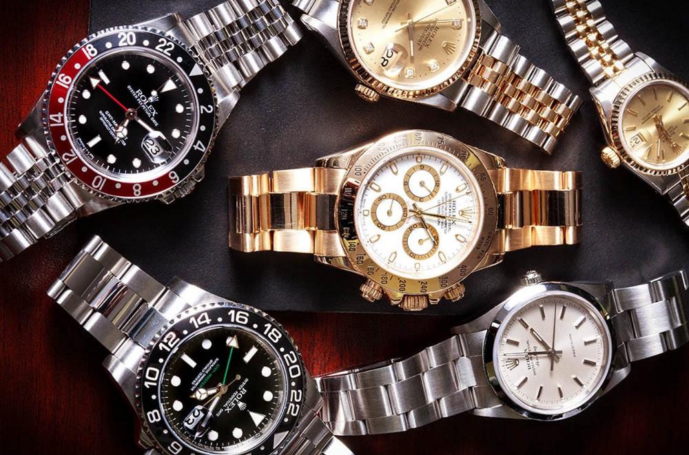 Mách cho bạn những mẫu đồng hồ rolex nam đẹp lịch lãm