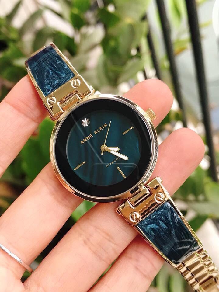 Đồng hồ Anne Klein Diamond Nam Nữ Chính Hãng Sale 35% Trong Hôm Nay