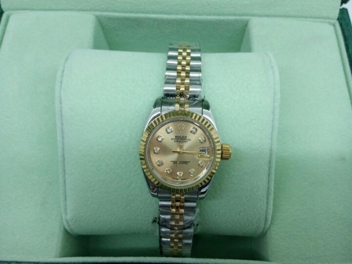 Đồng hồ nữ thời trang cao cấp Rolex Datejust RL02