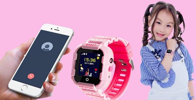 Đồng hồ thông minh cho bé gái 】 10 mẫu được yêu thích nhất 2020