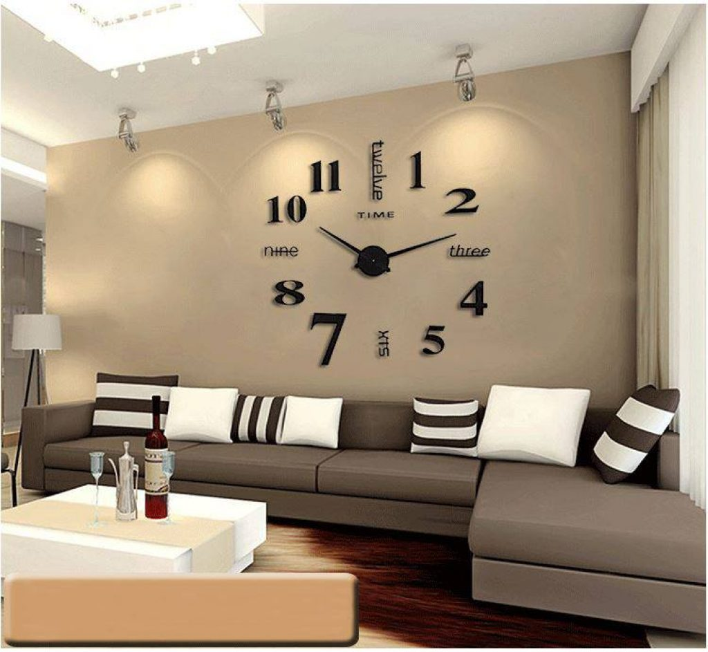 Tổng hợp những mẫu đồng hồ trang trí đẹp lung linh trong nhà