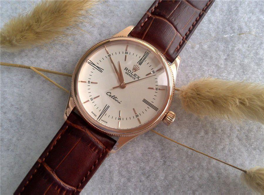 Các mẫu dây da đồng hồ nữ cực đẹp cho các nàng