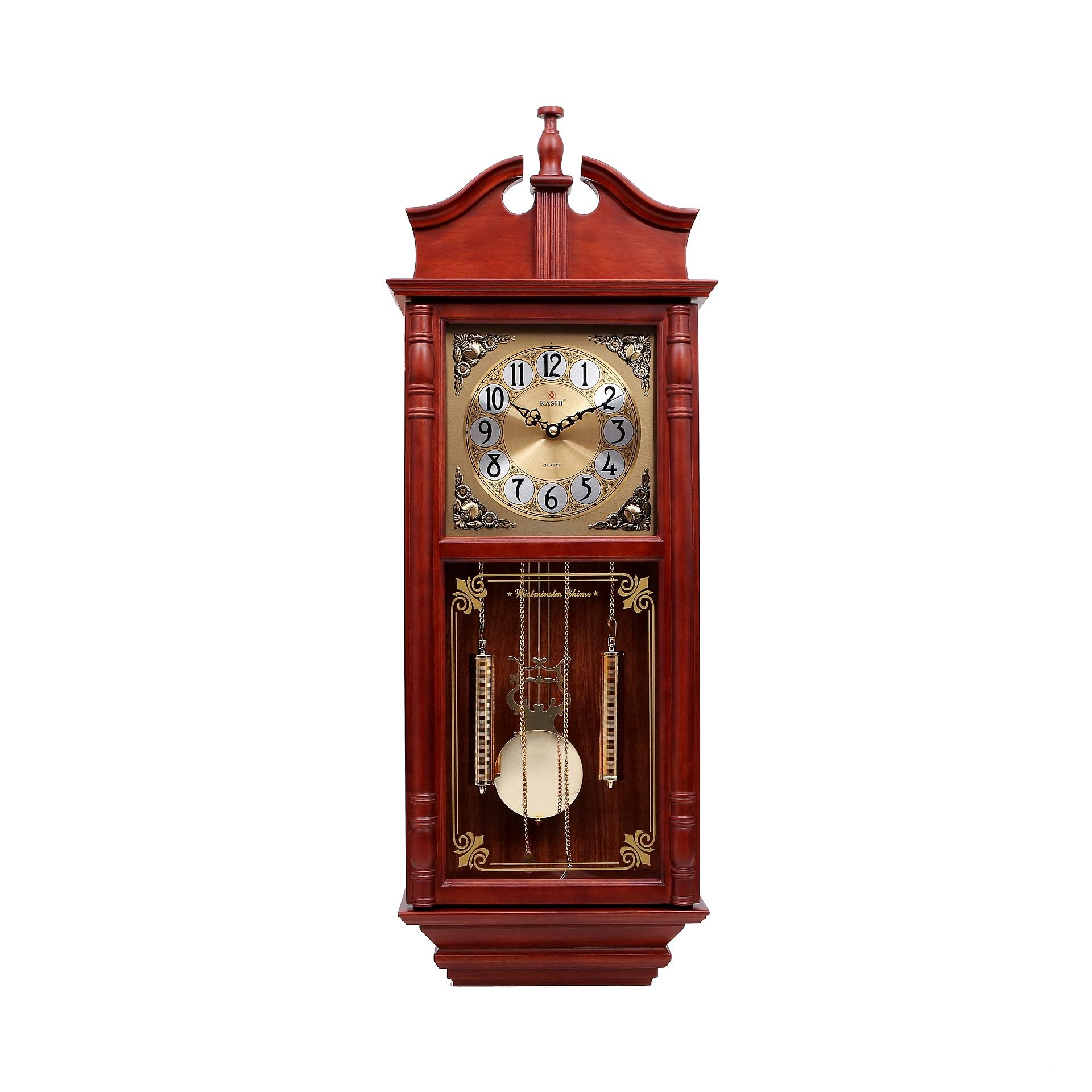 Những mẫu đồng hồ quả lắc treo tường đẹp nhất mà bạn nên biết
