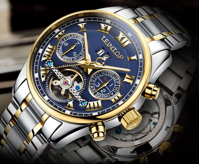Top những mẫu đồng hồ được ưa chuộng nhất hiện nay