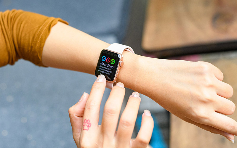 Tổng hợp những mẫu đồng hồ thông minh cho nữ đẹp lung linh