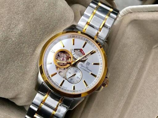 Top những mẫu đồng hồ cơ nam đẹp nhất trên thị trường