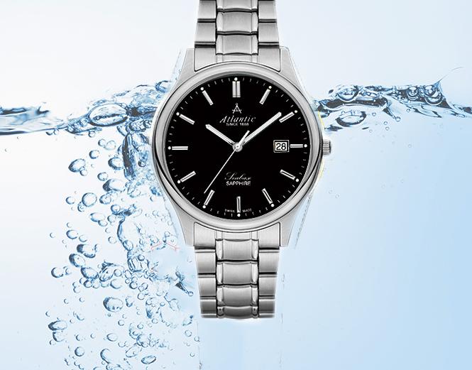Khả năng chống vào nước của đồng hồ đeo tay